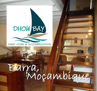 Dhow Bay Guest House, Barra, Moçambique